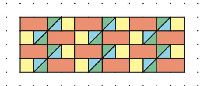 3sınıf Matematik örüntü Ve Süslemeler Konu Anlatımı Matematik Vadisi